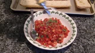 Bruschetta Recipe - Video