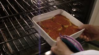 Chicken Parmesan Recipe - Video