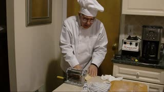 How to make homemade pasta - Video