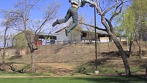 Slackline Jump Tricks That'll Blow Your Mind! - Video