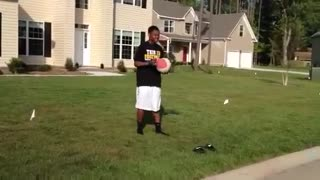 FAIL dunk - Video