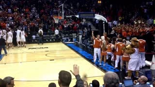 University of Texas vs. Arizona State NCAA 2014 Buzzer Beater - Video