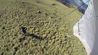 Hikers Glide Above the Clouds - Video