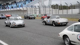 Porsche event at the Circuit Estoril - Video