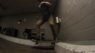 Creative Skateboarding Curb Tricks! - Video
