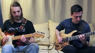 Guitar Duo Shreds 'Pokemon' Red Blue