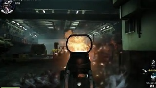 """COD Ghosts Extinction"" Mayday Gamplay"