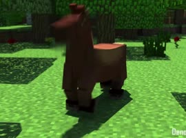 """The Stoned Horse""- Minecraft Animation - Video"