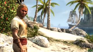 Edward The Legendary Pirate #2 - Assassin's Creed The Complete Story - Video