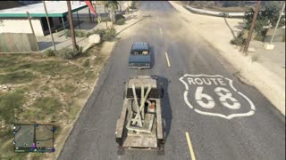 GTA 5 Dune loader location and upgrades - Video