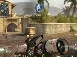 COD Black Ops 2 No Scope Montage