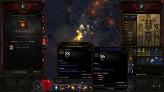 Diablo 3 ROS adventure mode wizard ep - 1 - Video