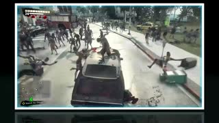 Dead Rising 3 Secret Police Car Location - Video