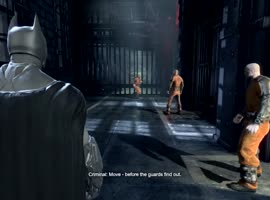 Batman Arkham Origins Gameplay - High Definition - Video