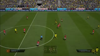 FIFA 14 - WHEN YOUR TEAM COLLEAGUE IS A DOUCHE! - Video