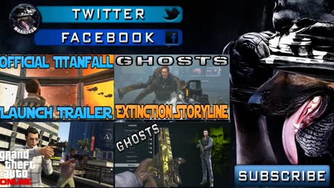 """Call of Duty """"Ghosts"""" New Features!"""