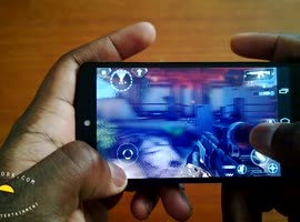 Gaming on the Google Nexus 5 - Video