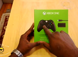 Xbox One Wireless Controller Unboxing - Video