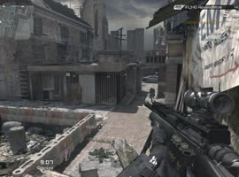 Call of Duty: Ghosts Sniping - Video