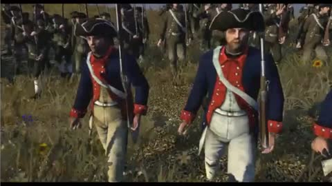 Life of a Redoat[total war movie]--MUST SEE