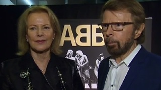 ABBA Celebrate 40 Years of Success - Video