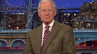 David Letterman To Retire - Video