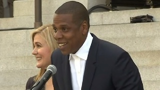 Jay-Z Announces Festival In Downtown Los Angeles - Video