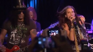 Aerosmith, Slash To Tour