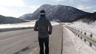 Running Across Canada for Diabetes - Video