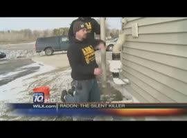 National Radon Month aims to raise awareness of radon gas in homes - Accredited Radon Mitigation - Video