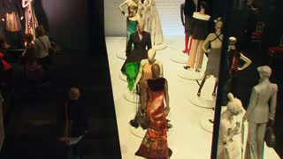 Designer Gaultier Discusses London Sex Life At Exhibition Debut - Video