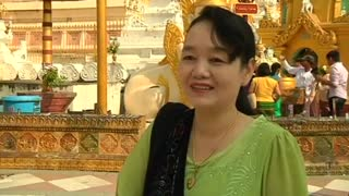 Myanmar New Year - Video