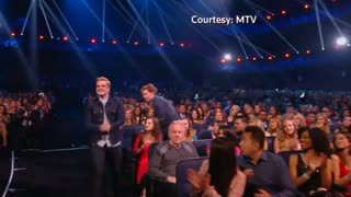 Fans Name Their Favorites At The MTV Movie Awards - Video
