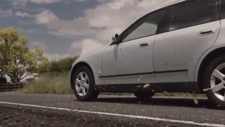 Safe Driving Ad That Will Give You The Chills - Video