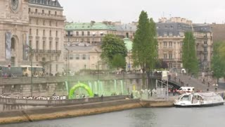 Color Run Transforms The City Of Lights - Video
