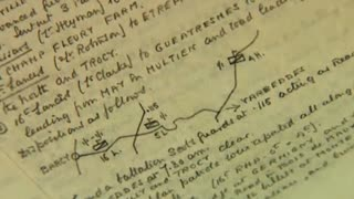 Collection of WWI Diaries Goes Online - Video