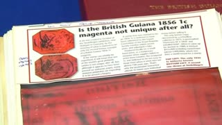 Legendary Stamp Certified Ahead Of Projected World Record Auction - Video