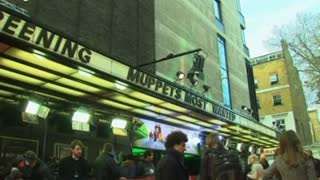 The Muppets Take London - Video
