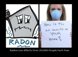 National Radon Awareness Month 2014  - Accredited Radon Mitigation - Video