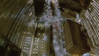 Watch Base Jumpers Illegally Leap Off Of World Trade Center Tower - Video