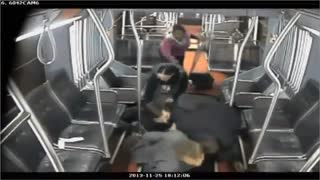 Seattle Gunman Wrestled By Bus Passengers - Video