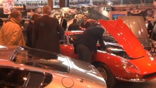 Autos Owned by Iconic Stars Coming to Auction In Paris - Video