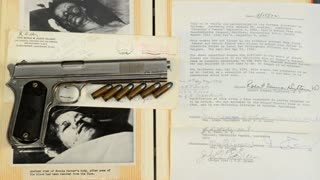 Bonnie's Pistol Up for Sale - Video