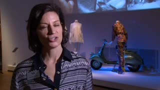 Star-Studded Launch For Italian Fashion Retrospective - Video