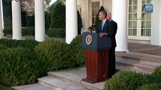 President Obama Delivers a Statement on the Affordable Care Act - Video