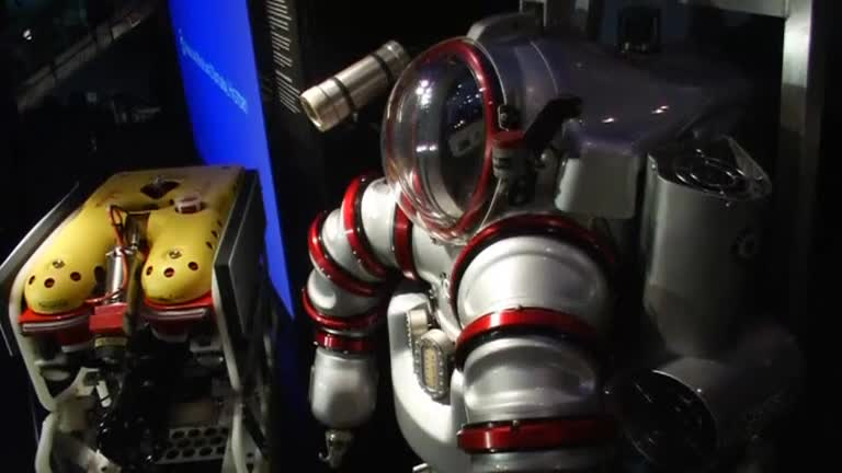 Exosuit Promises to Take Ocean Explorers to New Depths - Video