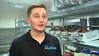 Rubbee Set To Electrify Cycling - Video