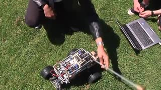 Cheetah Tail Inspires Robot Stability System - Video