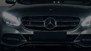 Mercedes C220 CDI W205 In Action - Video