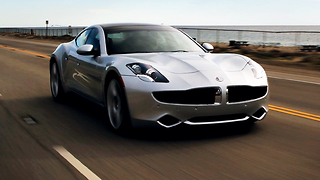 """Can Green Cars Be Sexy?"" - Fisker Karma Review"